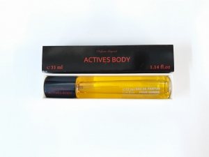 Perfumetka  męska  Active Bodies*-311     33 ml