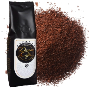 DreamsCoffee Swiss Chocolate kawa mielona smakowa  125g
